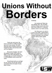 Unions Without Borders