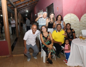 Posse da diretoria do Sindiextra Paracatu-MG